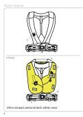 150N & 275N Automatic Lifejacket with integral Deck Harness - Page 2