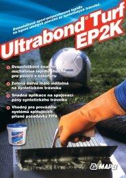 Ultrabond Turf EP2K CZ.indd - Mapei