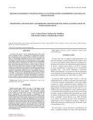 método económico y eficiente para la cuantificación colorimétrica de ...