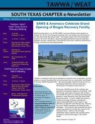 TAWWA / WEAT - Water Environment Association of Texas