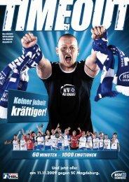 4 3 – – 2 - HSV Handball