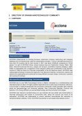 directory of the spanish nanotechnology community - Fundación ... - Page 7