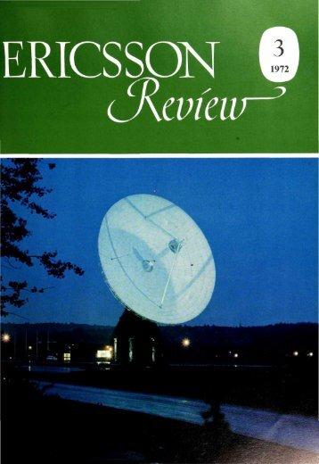 Ericsson Technics - ericssonhistory.com