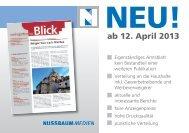 ab 12. april 2013 - Weingarten.IN