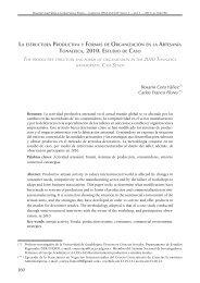 160 Rosario Cota Yáñez(*) Carlos Franco Flores(**) - USP