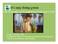 It's easy being green - World Resources Institute