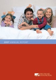 2007 AnnuAl report - Deutsche Annington