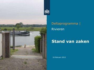 Deltaprogramma Rivieren