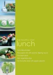 lunch - griffin design studio
