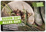 Kontrovers - Essen gut, alles gut - Grüne Bildungswerkstatt