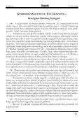 Karácsony (PDF - 393 KB) - Mátyás-templom - Page 5