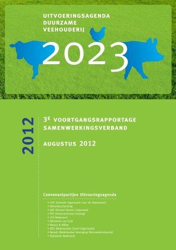 """Derde voortgangsrapportage ... - Rijksoverheid.nl"
