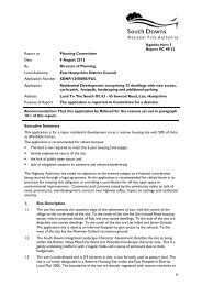 6 Report to Planning Committee Date 9 August 2012 By Director of ...