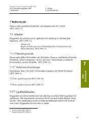 7 Bullerskydd 7:1 Allmänt 7:244 Ljudförhållanden - Archileaks
