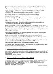 GR-Protokoll01-07-2008 Entwurf - Zwettl