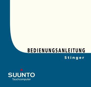 Stinger - Suunto