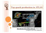 Top quark production at ATLAS