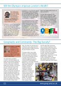 Spring/Summer 2012 issue - School of Geography - Queen Mary ... - Page 3
