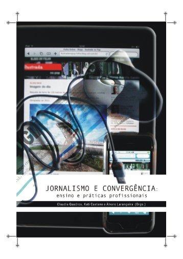 Jornalismo e convergência - Livros LabCom - UBI