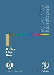 Barley, malt and beer - RAI Knowledge Exchange Platform