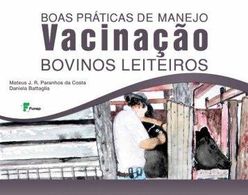 Manual Boas Práticas de Manejo: Bezerros Leiteiros - ETCO