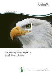 Westfalia Separator® eagleclass - Smart. Strong. Reliable. pdf, 1.2 MB
