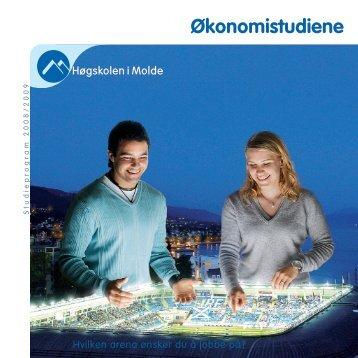 Økonomistudiene - RFID ved Høgskolen i Molde