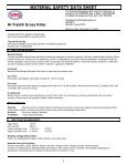 Hi-Yield Grass Killer Postemergence Herbicide MSDS - Do My Own ... - Page 2