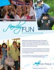Family FUN - Chicago Southland Convention & Visitors Bureau