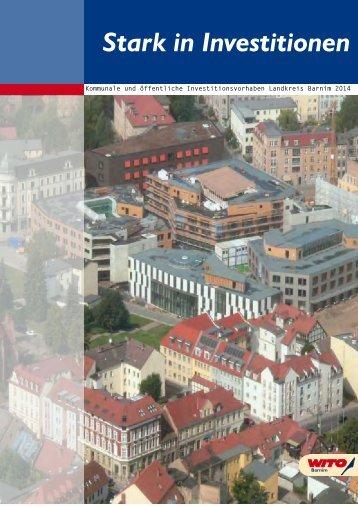 Stark in Investitionen - wirtschaft-barnim.de