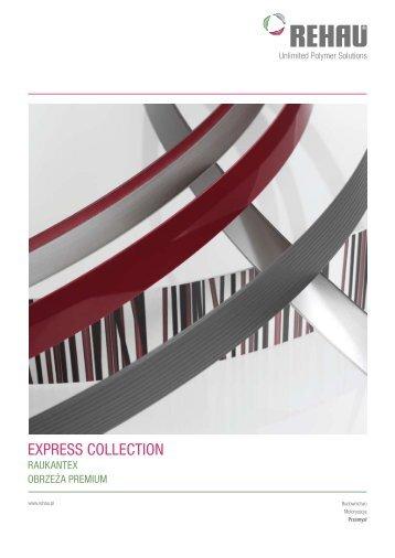 Katalog obrzeży REHAU Raukantex Premium