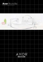 Axor Bouroullec - Progettazione bagno - Hansgrohe