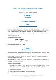 Stanovy - spds-aporeko