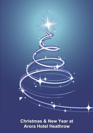 Christmas & New Year at Arora Hotel Heathrow