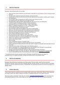 Managing the Service Guide (PDF, 206kb) - Business banking - HSBC - Page 3