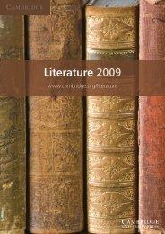 Literature 2009 - Library