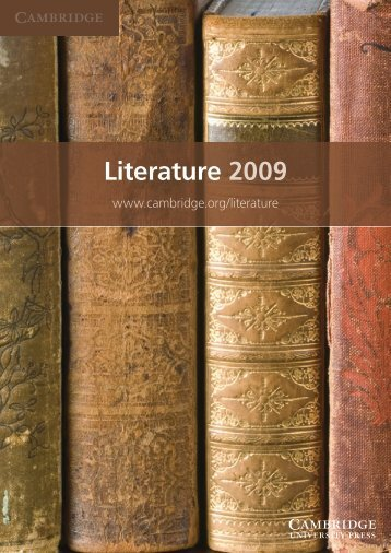 Literature 2009 - Library