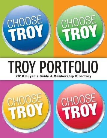 Troy Portfolio - Harbor House Publishers