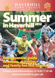 Your essential guide to events, activities and family fun this Summer