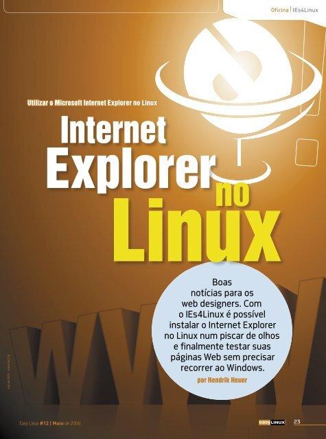 Internet - Linux Magazine