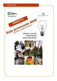 Presentazione del progetto - Azienda Sanitaria Locale della ...