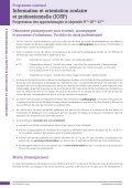 Information et orientation scolaire et professionnelle (IOSP ... - Page 2