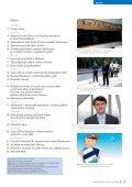 Reportér 2009/2 - AŽD Praha, sro - Page 3