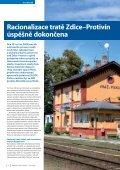 Reportér 2009/2 - AŽD Praha, sro - Page 6