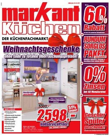 6 Free Magazines From Markett Kuechen De