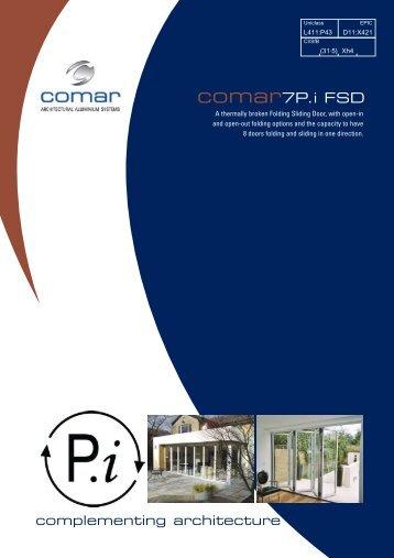 Comar 7P.i Folding Sliding Door - Comar Architectural Aluminium .  sc 1 st  Yumpu & Comar Magazines