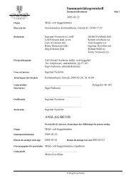 Miljö- och byggnämndens protokoll 20050222.pdf - Gnosjö kommun