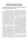Témoignages - Église Catholique d'Algérie - Page 3