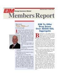 Volume 24, Issue 4, October 2010 - Eimltd.com