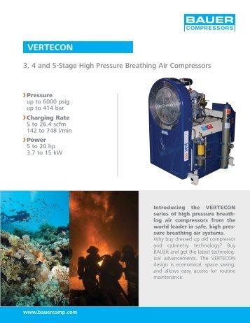 Vertecon - BAUER Compressors